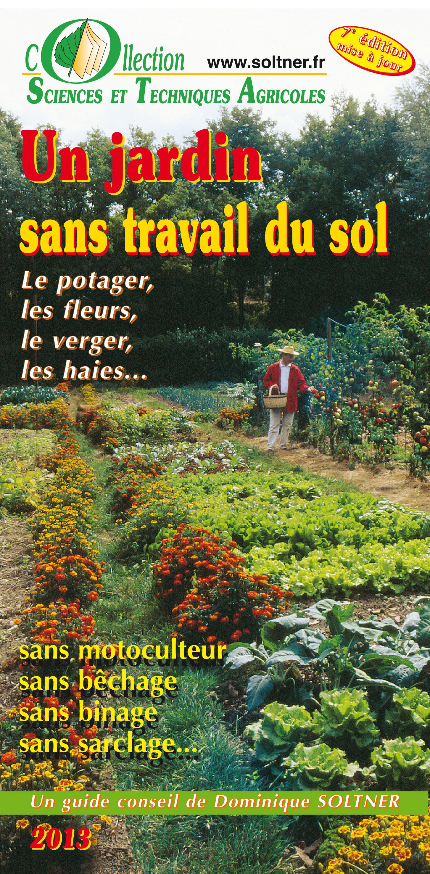 Jardiner sans travail du sol