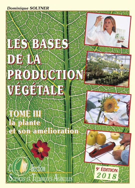 COLLECTION SCIENCES ET TECHNIQUES AGRICOLES - Soltner ...